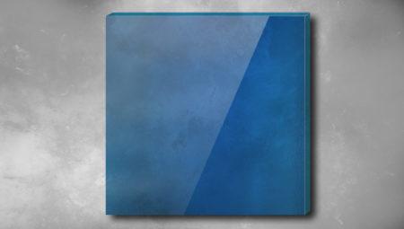 Blue-Acrylic