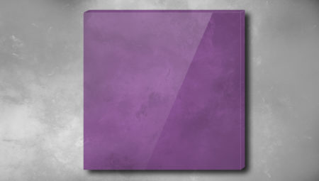 Purple-Acrylic