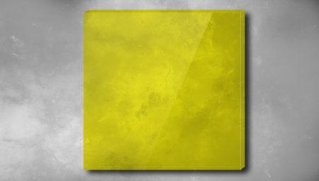 Yellow-Acrylic